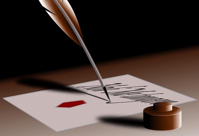 Beberapa Contoh Surat Pengantar yang Baik Dan Benar